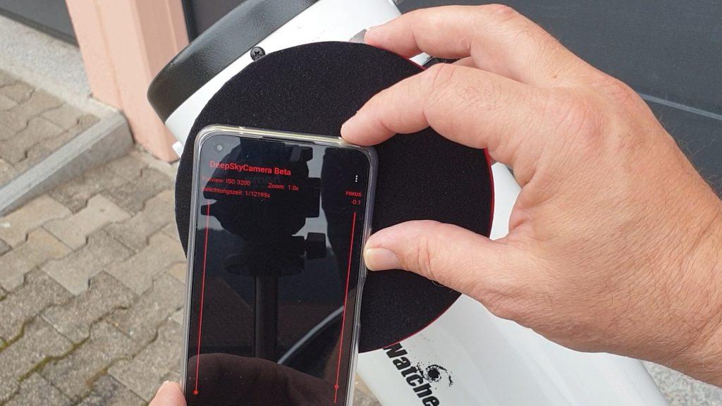 Smartphone Alignment Support